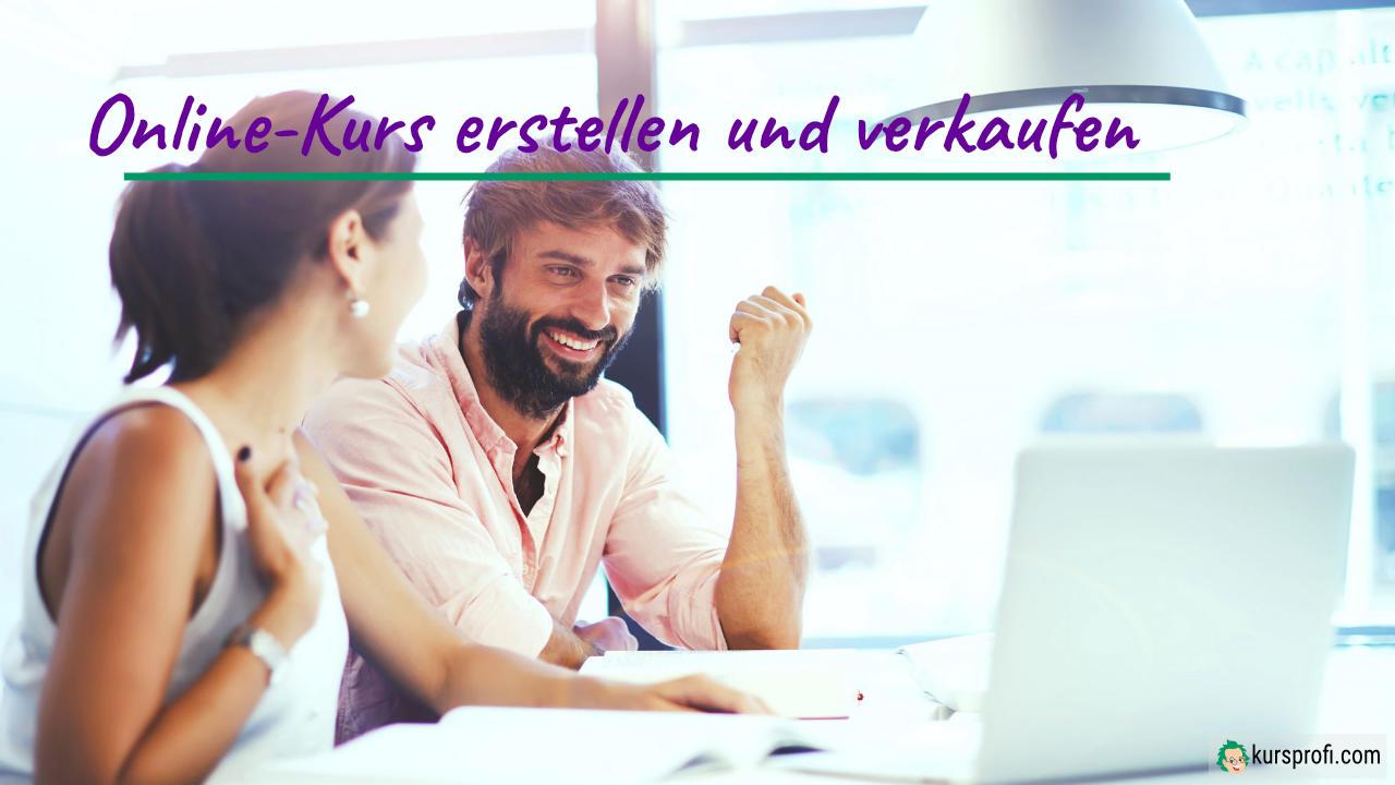 Online-Kurse erstellen und vermarkten