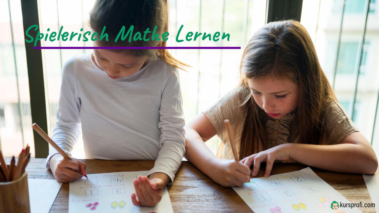 Spielerisch Mathe lernen