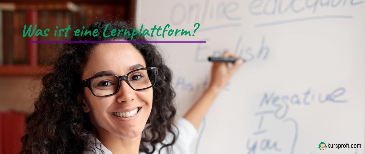 Was ist eine Lernplattform?