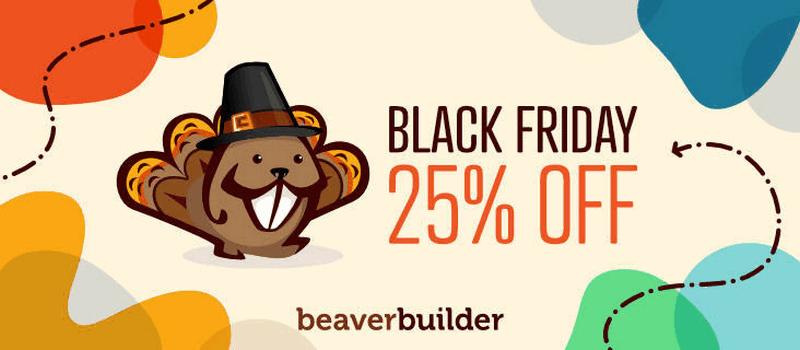 beaverbuilder Black Friday deal