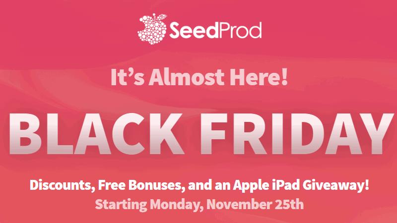 SeedProd Comming Soon Plugin
