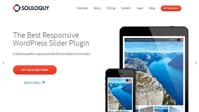 Soliloquy - Responsive WordPress Slider Plugin Deal