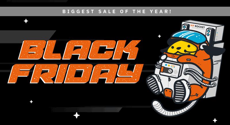 WP Rocket Black Friday Deal mit 35% Nachlass