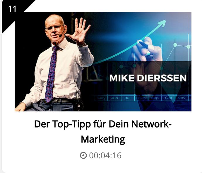 Top-Tipp für dein Network-Marketing mit Mi